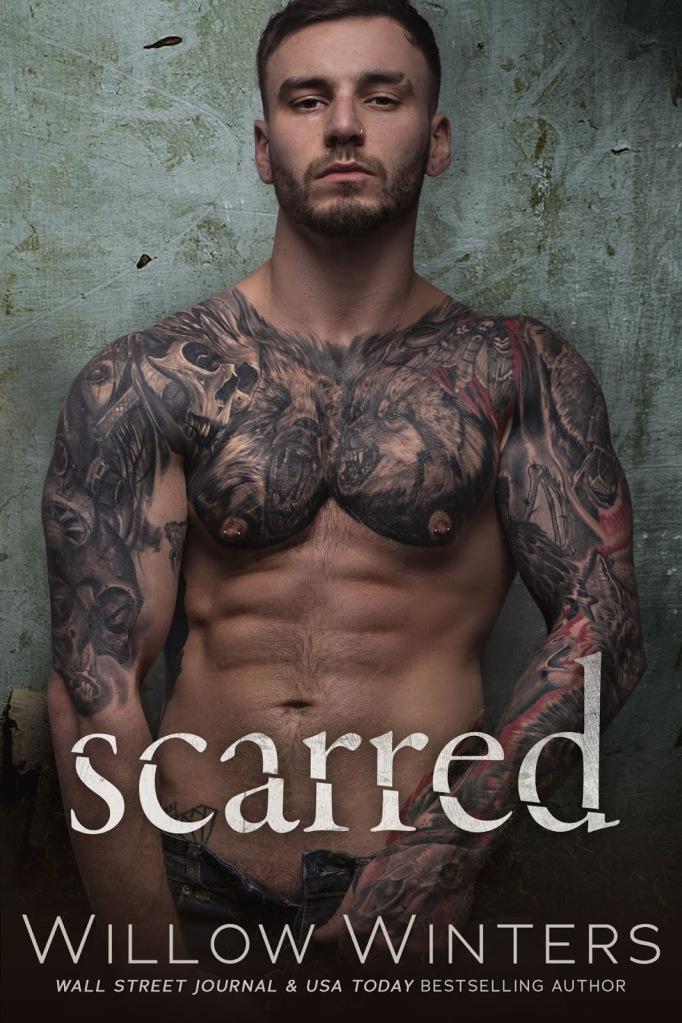 09509-scarred2bebook2bcover