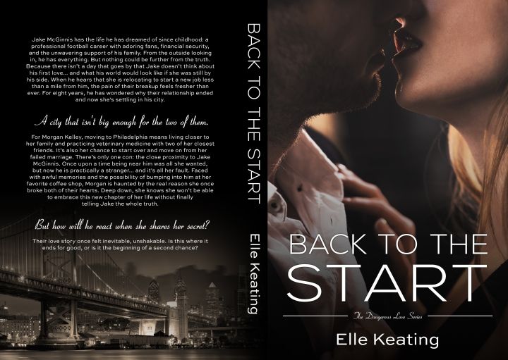 Back to the Start - full jacket