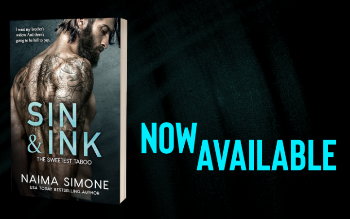 Promo Graphic - Sin & Ink by Naima Simone - 3