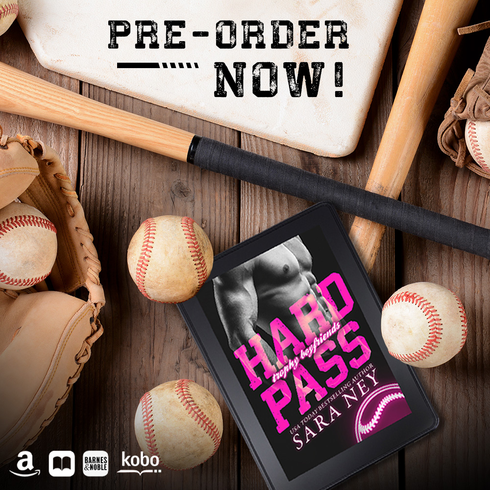 Cover Reveal: Hard Pass by Sara Ney